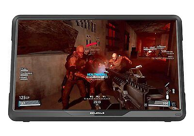 """GAEMS M155 15.5"""" HD LED Performance Portable Gaming Monitor for PS4, Xbox One +"""