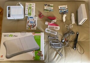 Nintendo Wii Package for the entire family