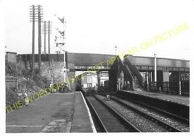 Westhouses & Blackwell Railway Station Photo. Alfreton & Normanton -Doe Hill (2)