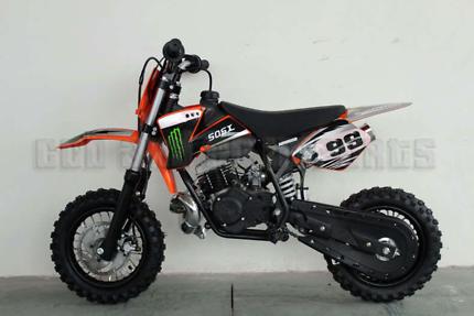 Dirt Bikes For Kids 49cc KTM Replica
