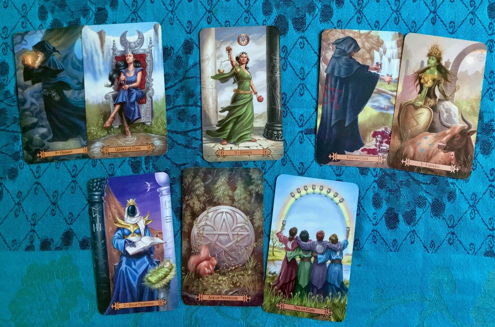 30 Min Tarot Psychic Reading By Phone. No Card Limit, Accurate, Fast Scheduling. - $10.00