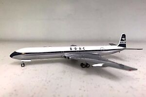 DH 106 COMET 4 BOAC G-APDT Ref: ARD2012 'polished pre-orders model due end march