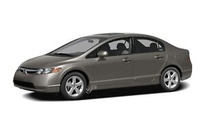 Looking for Honda Civic low kms good shape