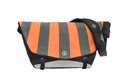 Crumpler CS-22A The Complete Seed  Messenger Bag(black/gunmetal/grey/orange)