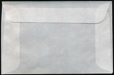 "100 count - Glassine Envelopes #2 - ACID FREE - 2 5/16"" x 3 5/8"""