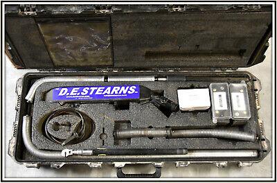 De Stearns 1020 Holiday Detector - 800v - 35000v Coatingpitting Inspection