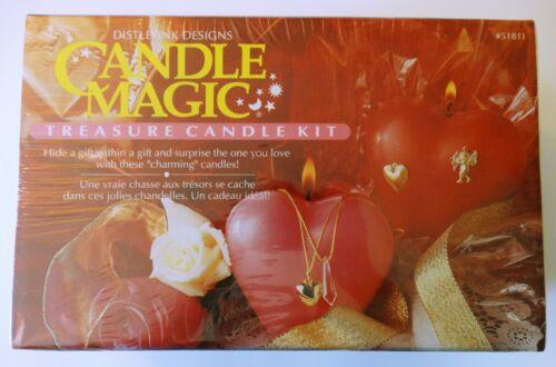 Distlefink Designs Candle Magic Treasure Candle Kit NEW