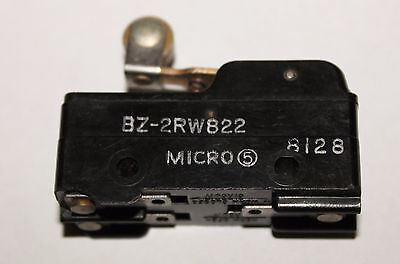 Honeywell Micro Switch Roller Action Limit Switch Bz 2rw822