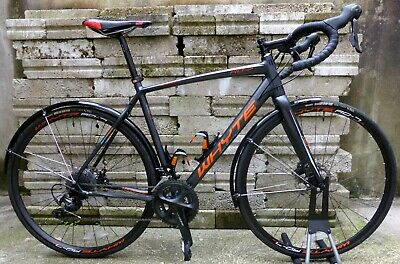 Whyte Suffolk RD7 sport/commuter disc bicycle, 54cm