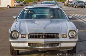 1980  Z28 camaro-race car