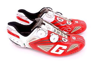 White Carbon Men/'s Road Cycling Shoes BOA L6 EPS Gaerne Composite G.Chrono