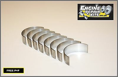 Ford/Mazda 1.25/1.4 Zetec Petrol Big End Conrod Bearing Set STD