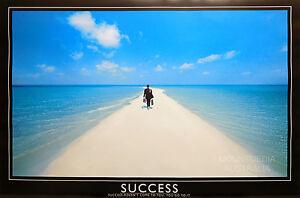 SUCCESS - MOTIVATIONAL POSTER (61x91cm)  NEW LICENSED ART