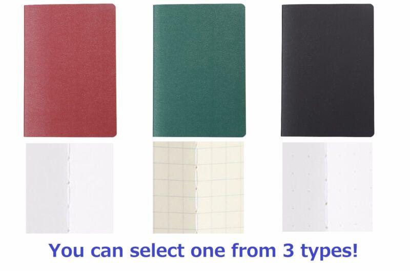 MUJI MoMA mini notebook of Passport design good-simple designed # 6 types
