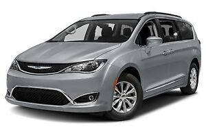 2017 Chrysler Pacifica Limited -DEMO
