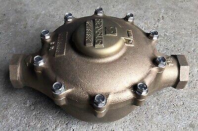 Sensus Sr Cold Water Meter Flow Meter Direct Read In Gallons 1-12 Fnpt