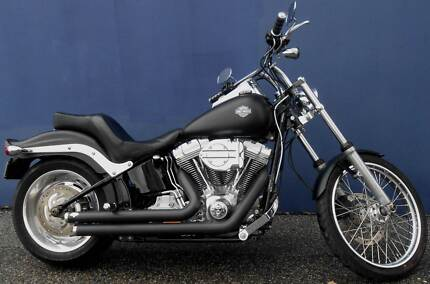 HARLEY-DAVIDSON SOFTAIL STANDARD Cannington Canning Area Preview