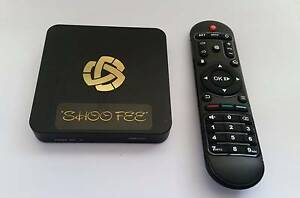 "Android Smart Box TV Receiver ""SHOO FEE"" IPTV Sydney City Inner Sydney Preview"