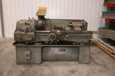 11754 Clausing Colchester 15 X 48 Geared Head Precision Lathe 2 116 Spindle