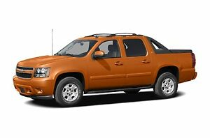 2008 Chevrolet Avalanche 1500 LTZ Z71 Loaded