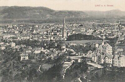 AK alt: Linz an der Donau