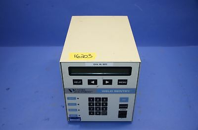 1 Used Unitek Weld Sentry 3-129-02 Welder 16203