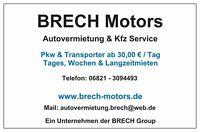 Autovermietung,Mietwagen,Wochen und Monatsmiete ab 30,00 €! Saarland - Neunkirchen Vorschau