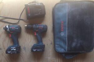 Kit drills Bosch