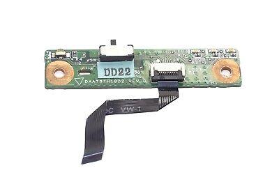 HP Pavilion DV9000 DV9500 432991-001 Wireless Switch Board Laptop  (Hp Switchboard)