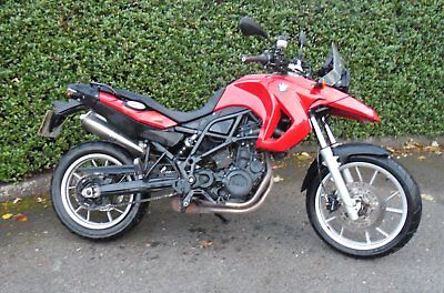 BMW F650GS 800cc Twin 2008 VGC JUST 43K Miles ABS Long MOT Heated Grips