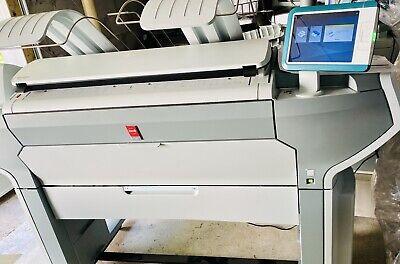 Oce Colorwave 500 Wide Format Printer Wscanner