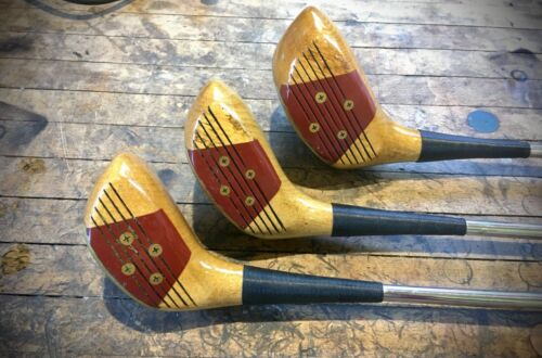 Spalding Tour Edition Persimmon Wood Set 1,3,5 S300