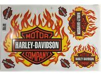 "1 3/"" Motorcycle Harley Helmet Decal Sticker Laminated Really? #k267"