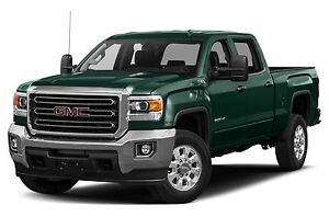 2015 GMC Sierra 2500HD Crew Cab 4x4 Spray in liner