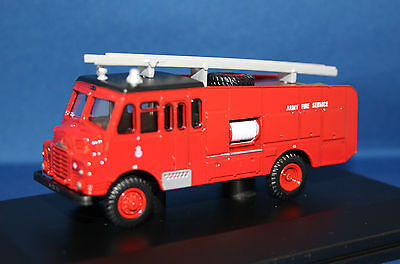 ARMY FIRE SERVICE 'RED' GREEN GODDESS 1/76 scale by OXFORD DIECAST 76GG006