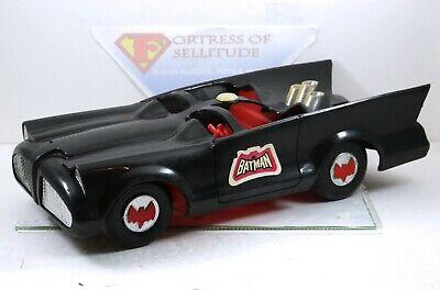 """Vintage 1974 Mego Batmobile ~8"""" Scale Batman Action Figure Car Vehicle ~Original"""
