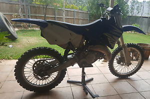 Yz125 2001 Springfield Lakes Ipswich City Preview
