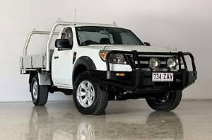 2009 Ford Ranger XL Automatic 4x4 Ute Ashmore Gold Coast City Preview