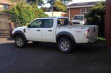 2009 Ford Ranger Auto 4x4 Park Grove Burnie Area Preview