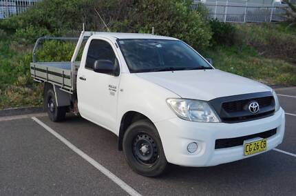 Toyota Hilux Workmate 2010 Cronulla Sutherland Area Preview