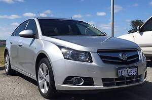Luxury Cruze, Great Condition, Low KMs, Leather Interior & More! Nedlands Nedlands Area Preview