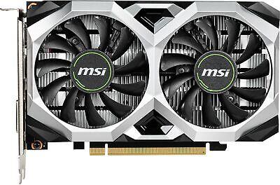 [REFURBISHED] MSI GeForce GTX 1650 VENTUS XS 4G Graphics Card, PCI-E x16