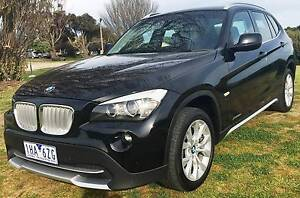 """MY11 BMW X1 """"URBER ME"""" for $299pw on NO FUSS FINANCE Melbourne CBD Melbourne City Preview"""