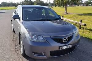 2009 Mazda Mazda3 Sedan Raymond Terrace Port Stephens Area Preview