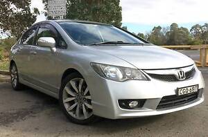 2009 Honda Civic Sport- Sports Auto, Full logbooks, Low kms Cabramatta Fairfield Area Preview