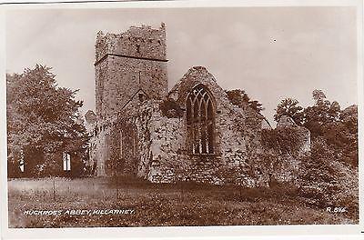 Muckross Abbey, KILLARNEY, County Kerry, Ireland RP