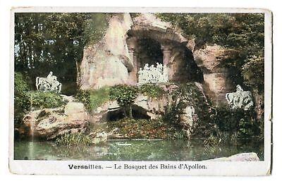 CPA - Lot de 2 cartes postales - France - Versailles (CP156)