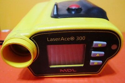 Lot Of 2 - Laser Surveying Equipment - Mdl Laserace 300