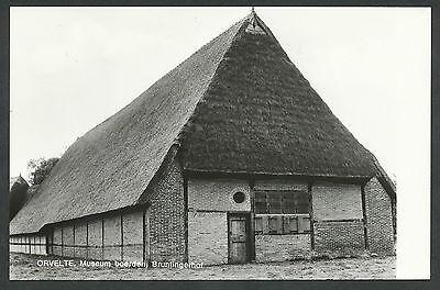 Orvelte Museum boerderij Bruntingerhof