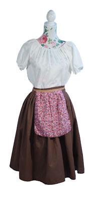 Dance/Panto/Chorus Line/Sound of Music VILLAGER OUTFIT Ladies 10-14 / 3 - Chorus Line Kostüm